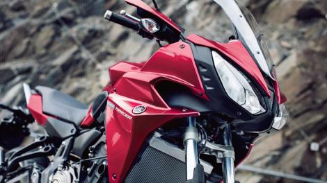 HeadlampYamaha MT07 Tracer 700 2016-Yamaha-MT07TR-EU-Radical-Red-Detail-001 Pertamax7.com