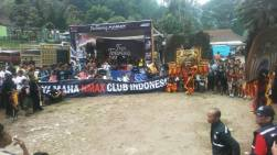 NMAX Club Indonesia Loyalitas, Peduli, Persahabatan