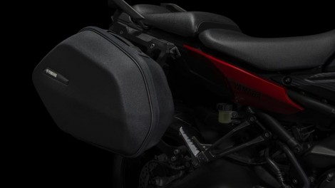 sidebox Yamaha MT09 Tracer red
