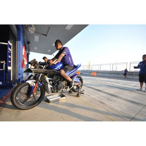 Air Scoop Air Ram Yamaha R25 Asia Road Racing Championship