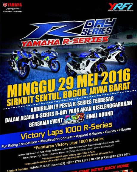 Final Yamaha Sunday Race Sentul 28-29 Mei 2016 pertamax7.com 2
