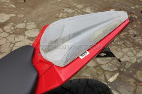 Single Seater All New Honda CBR150R 2016 by Chips Motor Pertamax7.com