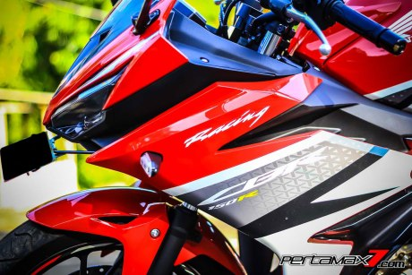 All New Honda CBR150R 2016 Warna Merah Racing Red 21 Pertamax7.com