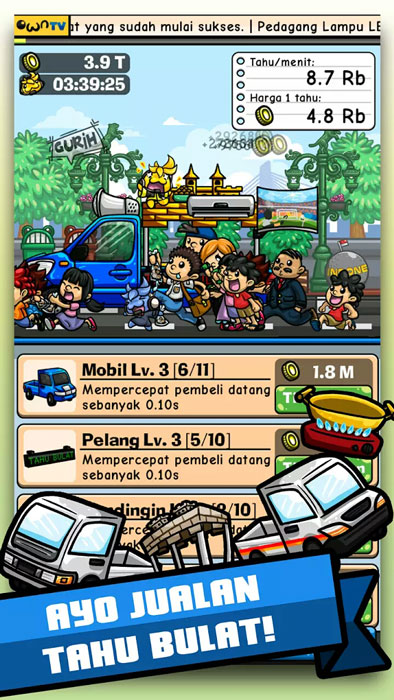 SS Game Tahu Bulat own games Pertamax7.com 2