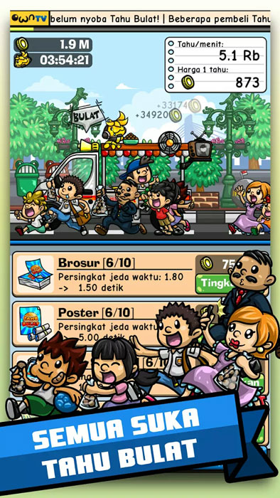 SS Game Tahu Bulat own games Pertamax7.com 5