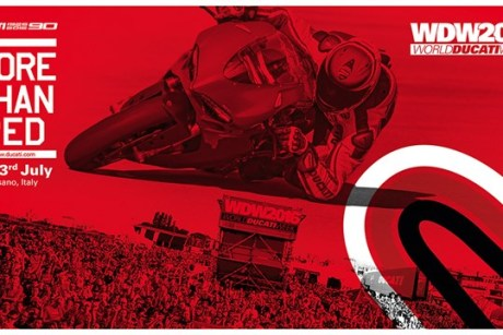 World Ducati Week 2016 Pertamax7.com