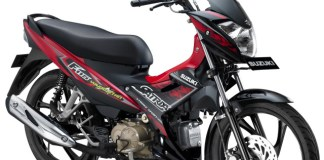 Suzuki Satria F115 Young Star Red pertamax7.com