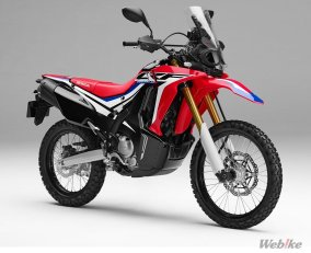 Honda CRF250 Rally Studio