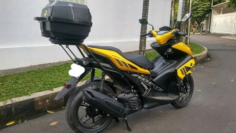 Top Case Givi Yamaha Aerox 155