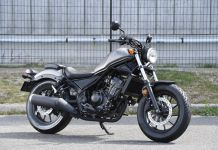 Honda Rebel 250 CMX Japan