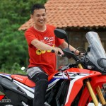 Launching Honda CRF 250 Rally Jogja 7