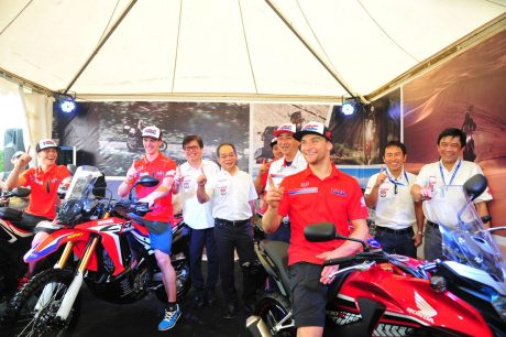 Launcing Honda CB500X Di Indonesia