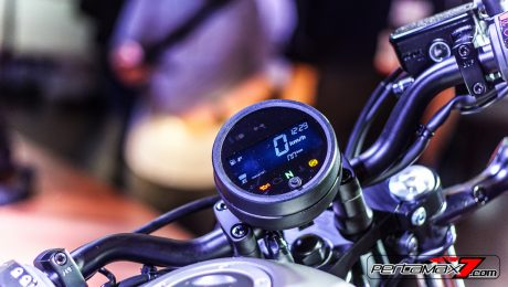 Speedometer Honda Rebel Indonesia