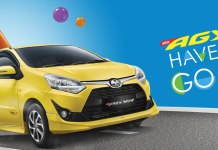 All New Toyota Agya TRD S