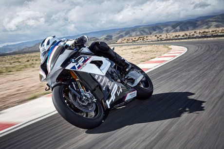 BMW HP4 Race Carbon Fiber