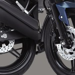 DOUBLE DISC BRAKE Yamaha All New Vixion 150 cc