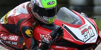 Gerry Salim Honda CBR250RR Indonesia