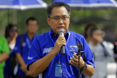 M Abidin, General Manager After Sales & Public Relation PT. Yamaha Indonesia Motor Manufacturing