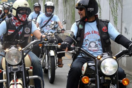 Royal Enfield One Ride 2017 1