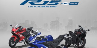 Yamaha All New R15 VVA 155 cc