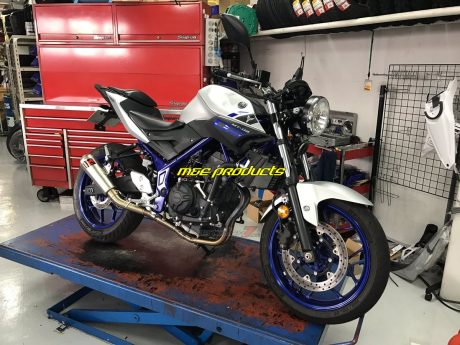 Modifikasi Yamaha MT-25
