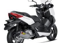 Akrapovic Slip On Yamaha XMAX 250 MY 2016