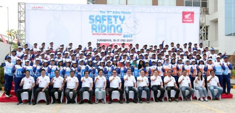 Astra Honda Safety Riding Instructor Competition AHM_2