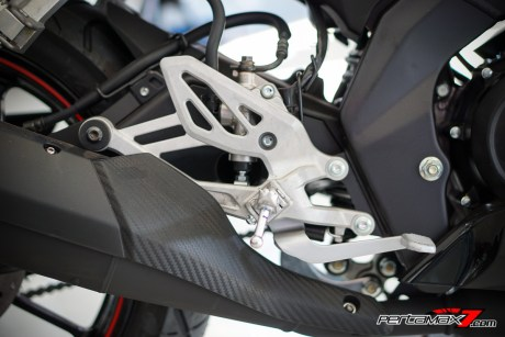 Footpeg pengendara Yamaha All New R15 MY 2017 Wonogiri_-16
