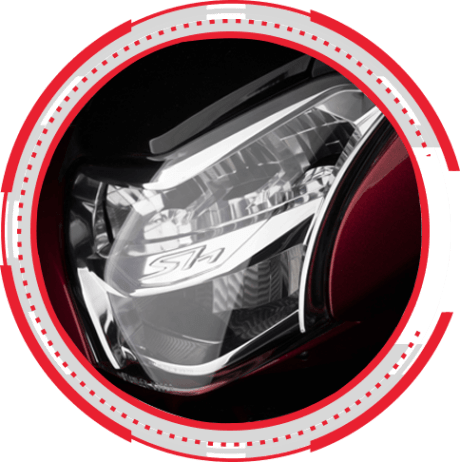 Headlamp Led Honda SH150i