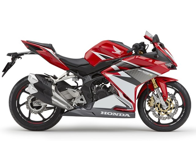Honda CBR250RR Racing Red JAPAN