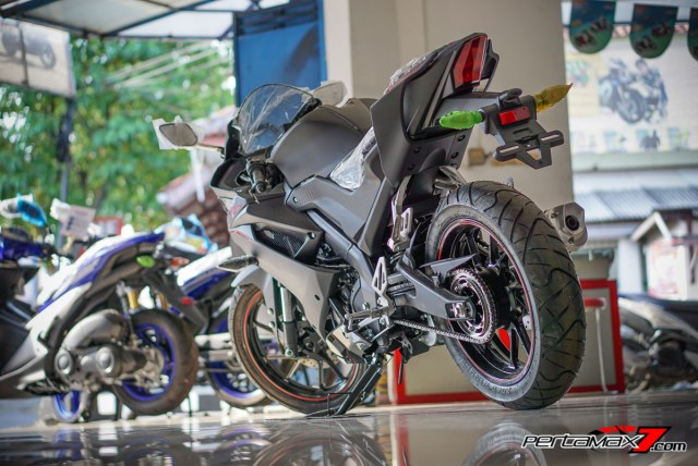 Yamaha All New R15 di Wonogiri