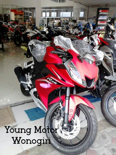 Yamaha All new R15 V3.0 Wonogiri