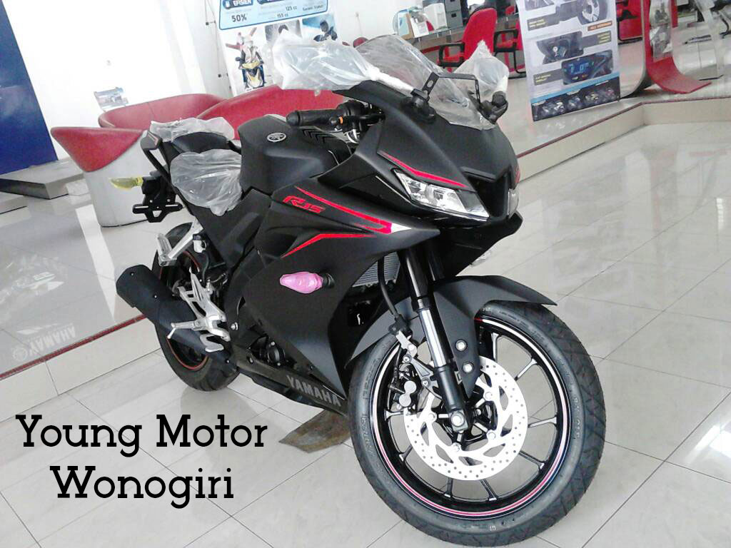 Yamaha All New R15 V30 Ready Stock Di Wonogiri Jawa