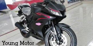 Yamaha All new R15 V3.0 young Motor Wonogiri