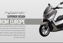Yamaha N-MX 155 Vietnam Superior Design From Europe
