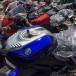 Tangki Kondom Yamaha ALl New R15