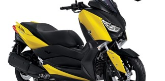 Yamaha XMAX 250 Warna Kuning Racing Yellow