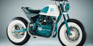 Custom Royal Enfield India  Gentleman Brat p7