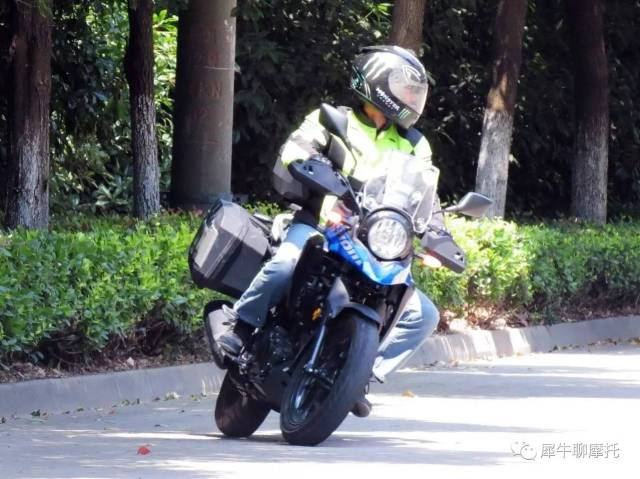 Testride Suzuki V-Strom 250 DL250 China 8 p7