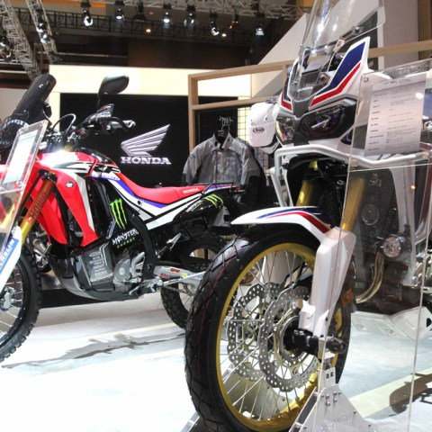 Big Bike Honda GIIAS 2017