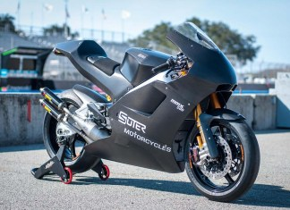 Suter MMX 500 racing Bike