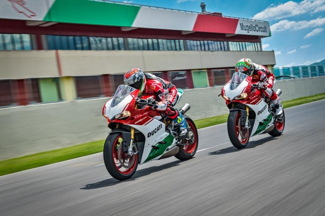 Trackday Ducati 1299 Panigale R FINAL EDITION 9 p7