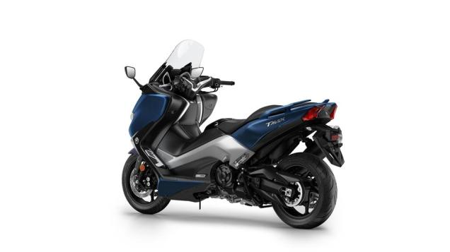 Studio Yamaha New TMAX Warna Biru Phantom Blue MY 2018 6 p7