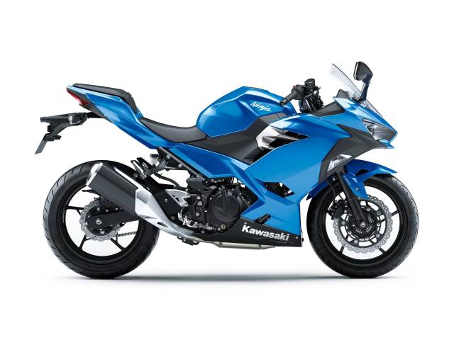 All New Kawasaki Ninja 250 FI Versi 2018 Warna biru 3 p7