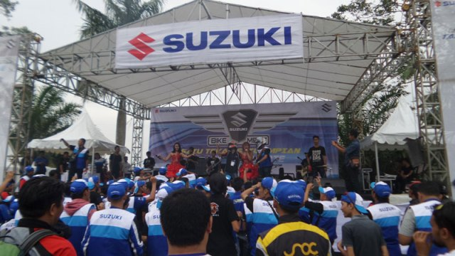 Suzuki Bike Meet 2017 1