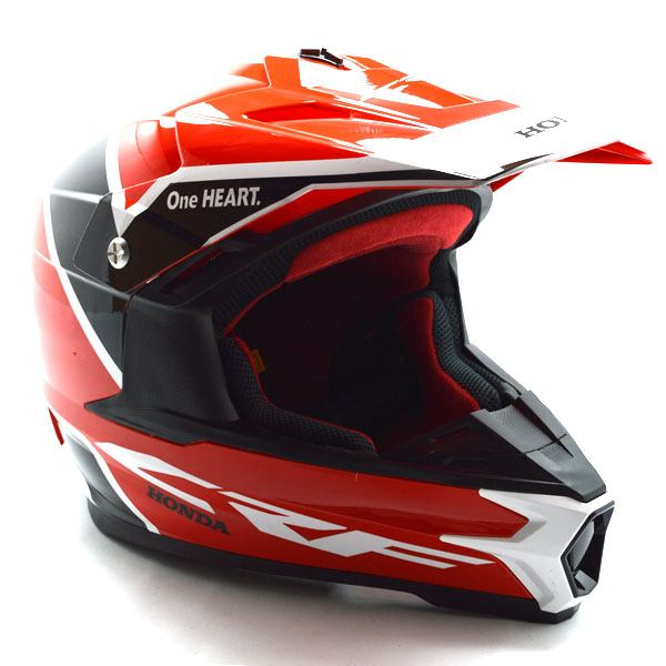 Aksesoris Helm Honda CRF150L Trail Indonesia