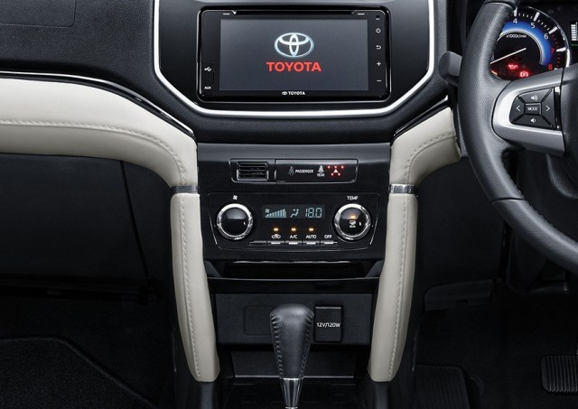 Double DIN All new Toyota Rush 2018 New In Dash Entertainment