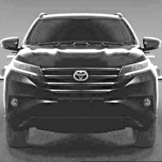 Foto Depan All New Toyota Rush 2018 Baby Fortuner