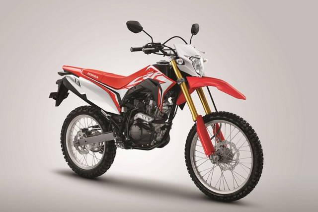 Honda CRF150L Indonesia Studio