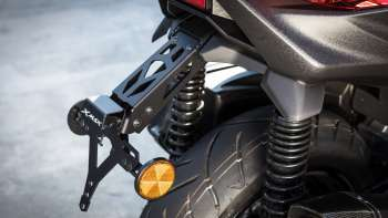 LICENCE PLATE HOLDER XMAX 250